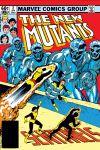 NEW MUTANTS (1983) #2