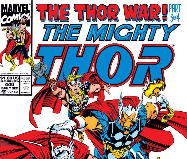 Thor (1966) #440