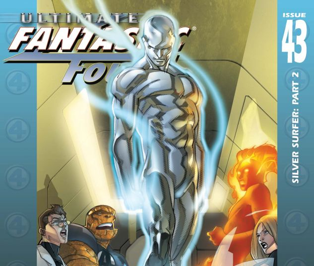 ULTIMATE FANTASTIC FOUR (2003) #43