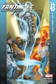 Ultimate Fantastic Four (2003) #43