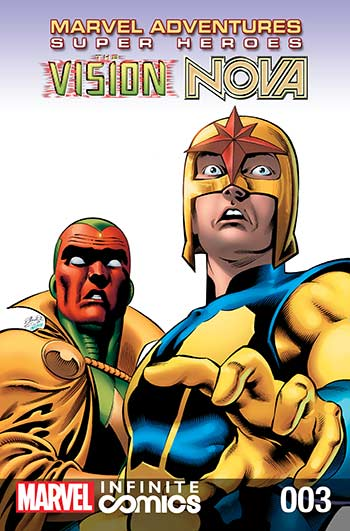 Marvel Adventures Super Heroes (2018) #3