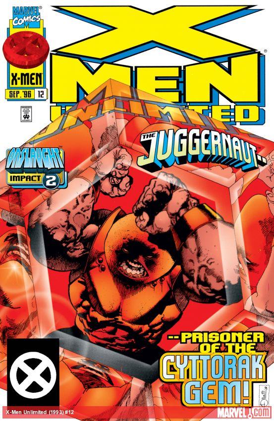 X-Men Unlimited (1993) #12