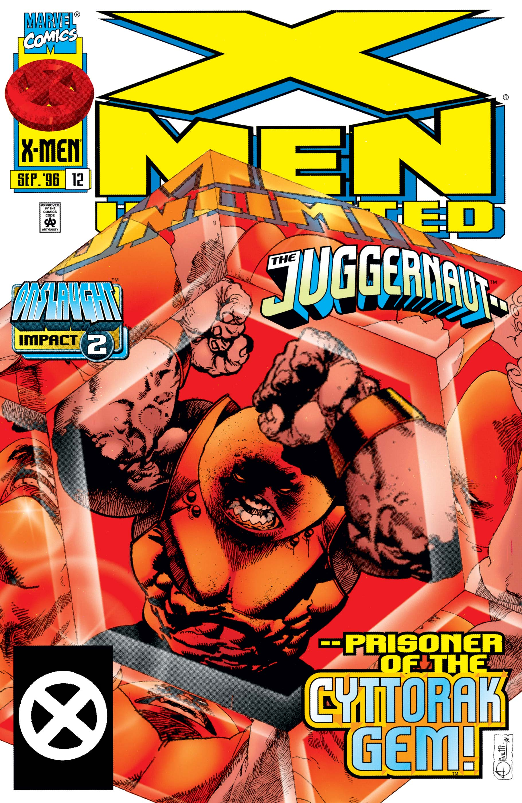 X-Men Unlimited (1993) #12