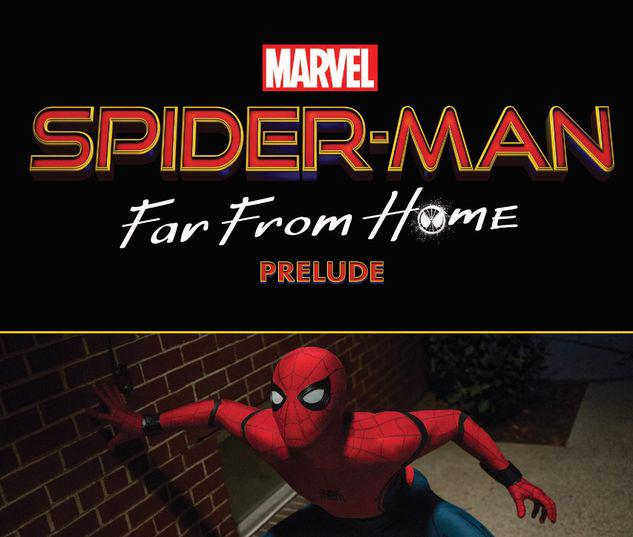 SPIDER-MAN: FAR FROM HOME PRELUDE TPB #1