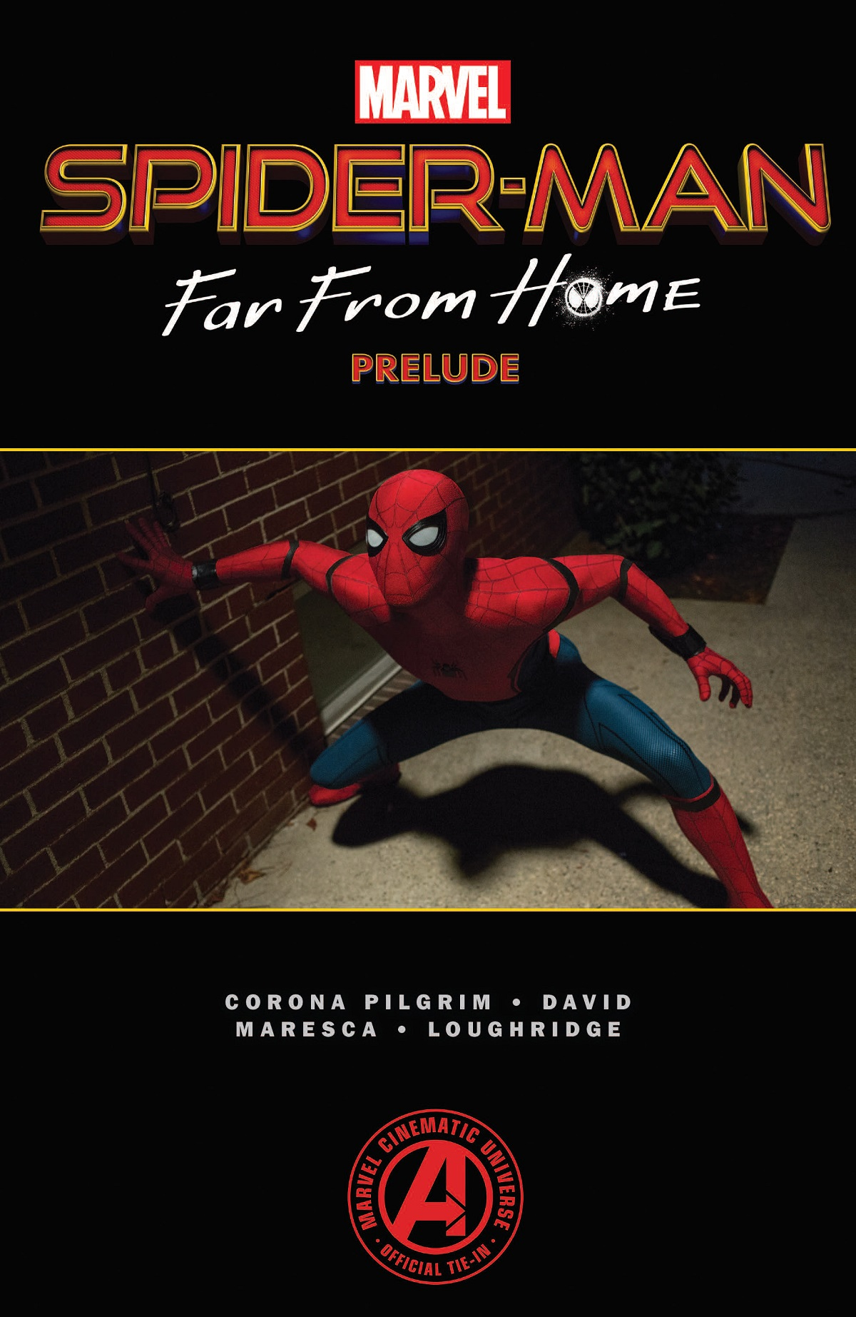 Spider-Man: Far From Home Prelude (Trade Paperback)