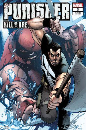 Punisher Kill Krew (2019) #3 (Variant)