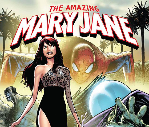 AMAZING MARY JANE VOL. 1: DOWN IN FLAMES, UP IN SMOKE TPB #1