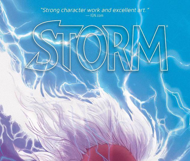 Storm: Make It Rain #0