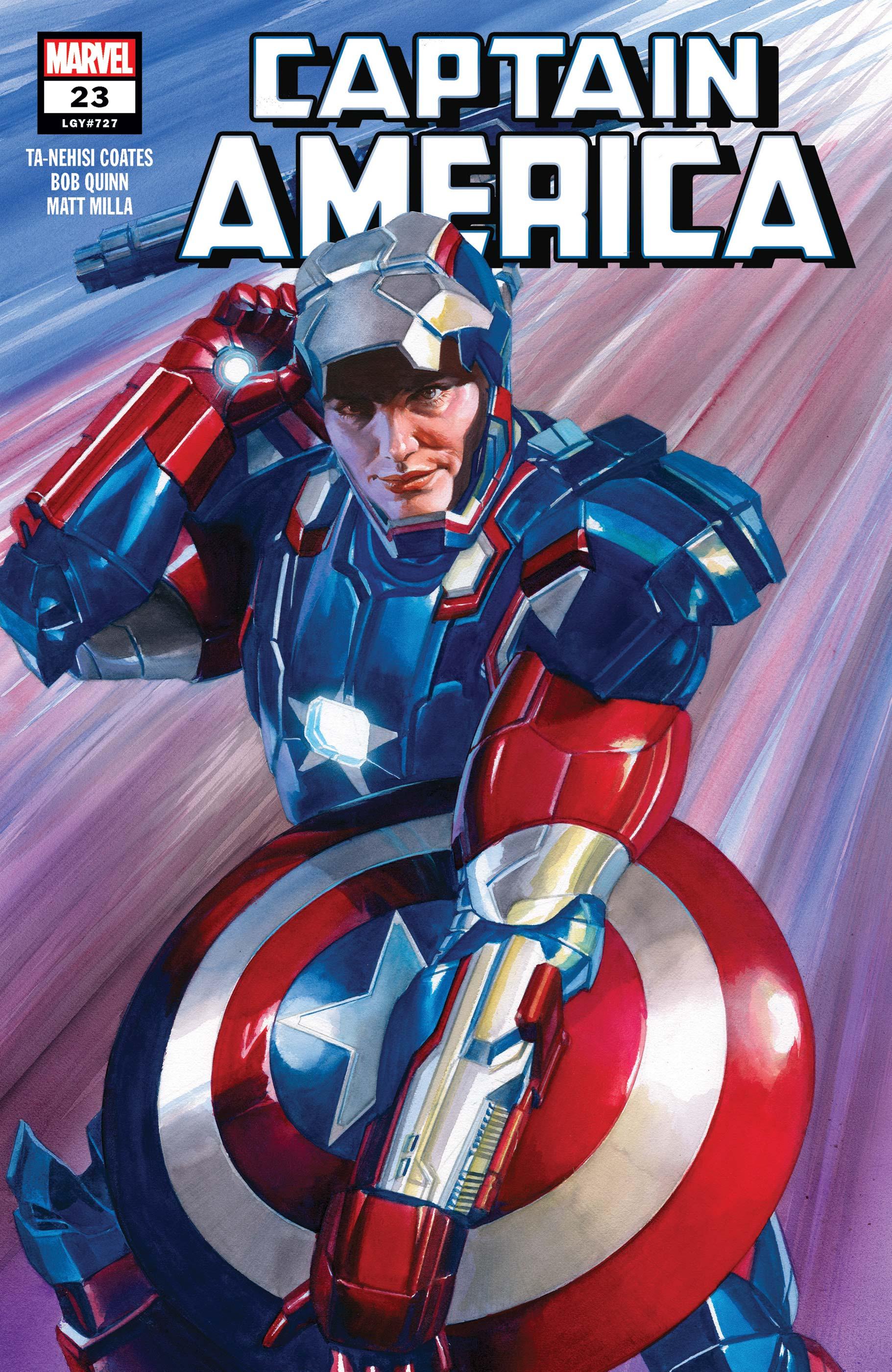 Captain America (2018) #23