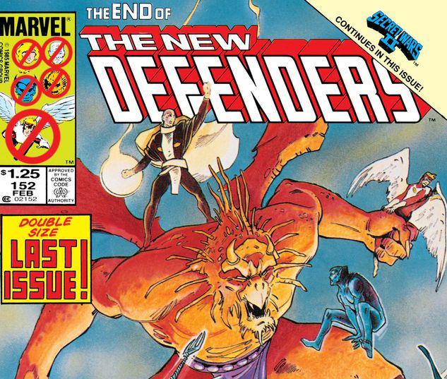Defenders #152