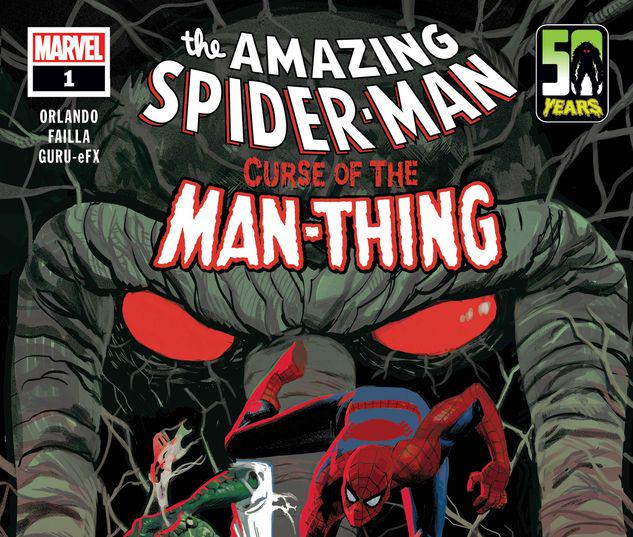 SPIDER-MAN: CURSE OF THE MAN-THING 1 #1