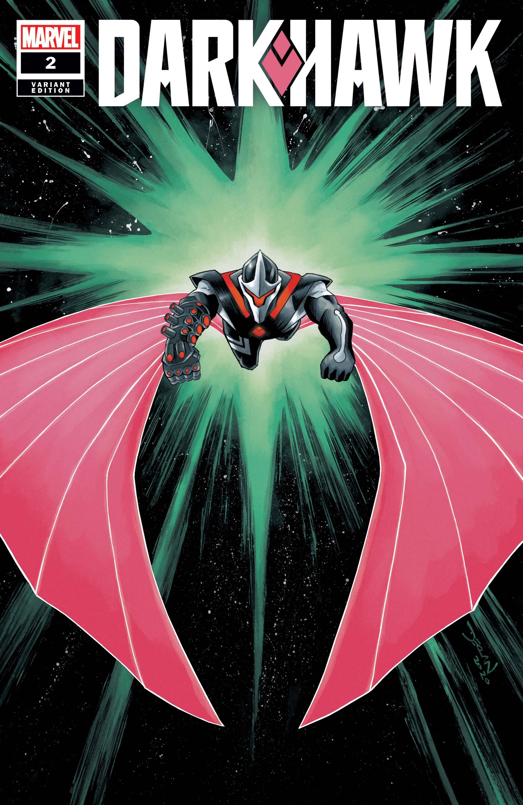 Darkhawk (2029) #2 (Variant)