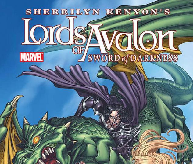 LORDS OF AVALON: SWORD OF DARKNESS HC #0