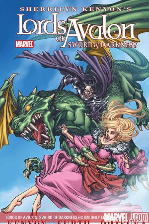 Lords of Avalon: Sword of Darkness (Hardcover)