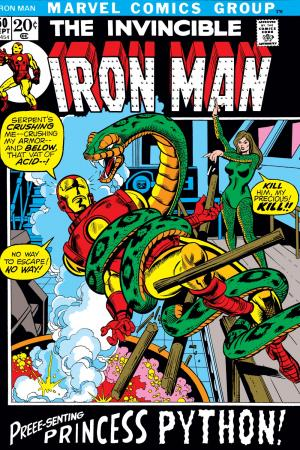 Iron Man (1968) #50