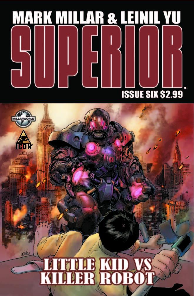 Superior (2010) #6