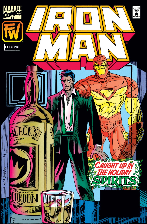 Iron Man (1968) #313
