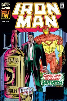Iron Man #313