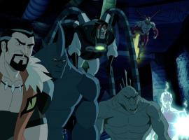 The Sinister Six unite in Ultimate Spider-Man