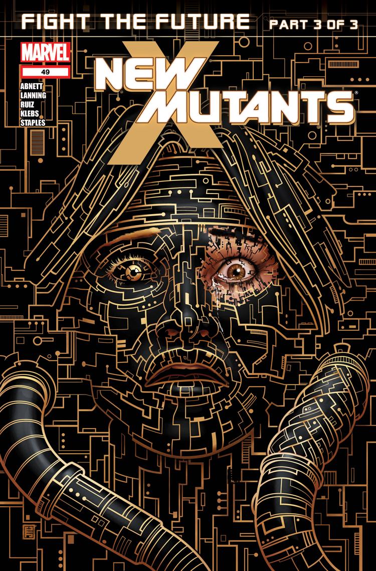 New Mutants (2009) #49