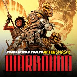 World War Hulk: Warbound