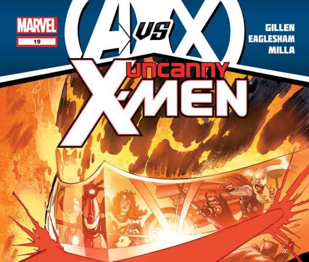 Uncanny X-Men (2011) #19