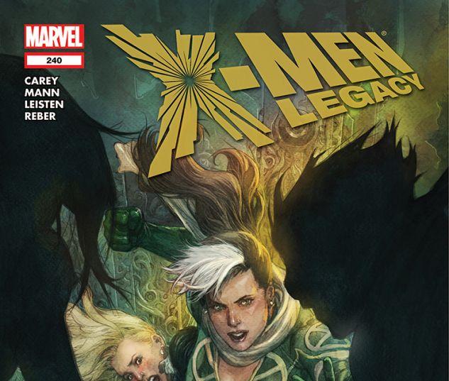 X-Men Legacy (2008) #240