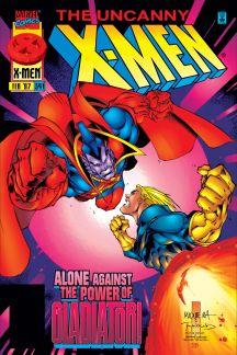 Uncanny X-Men (1963) #341