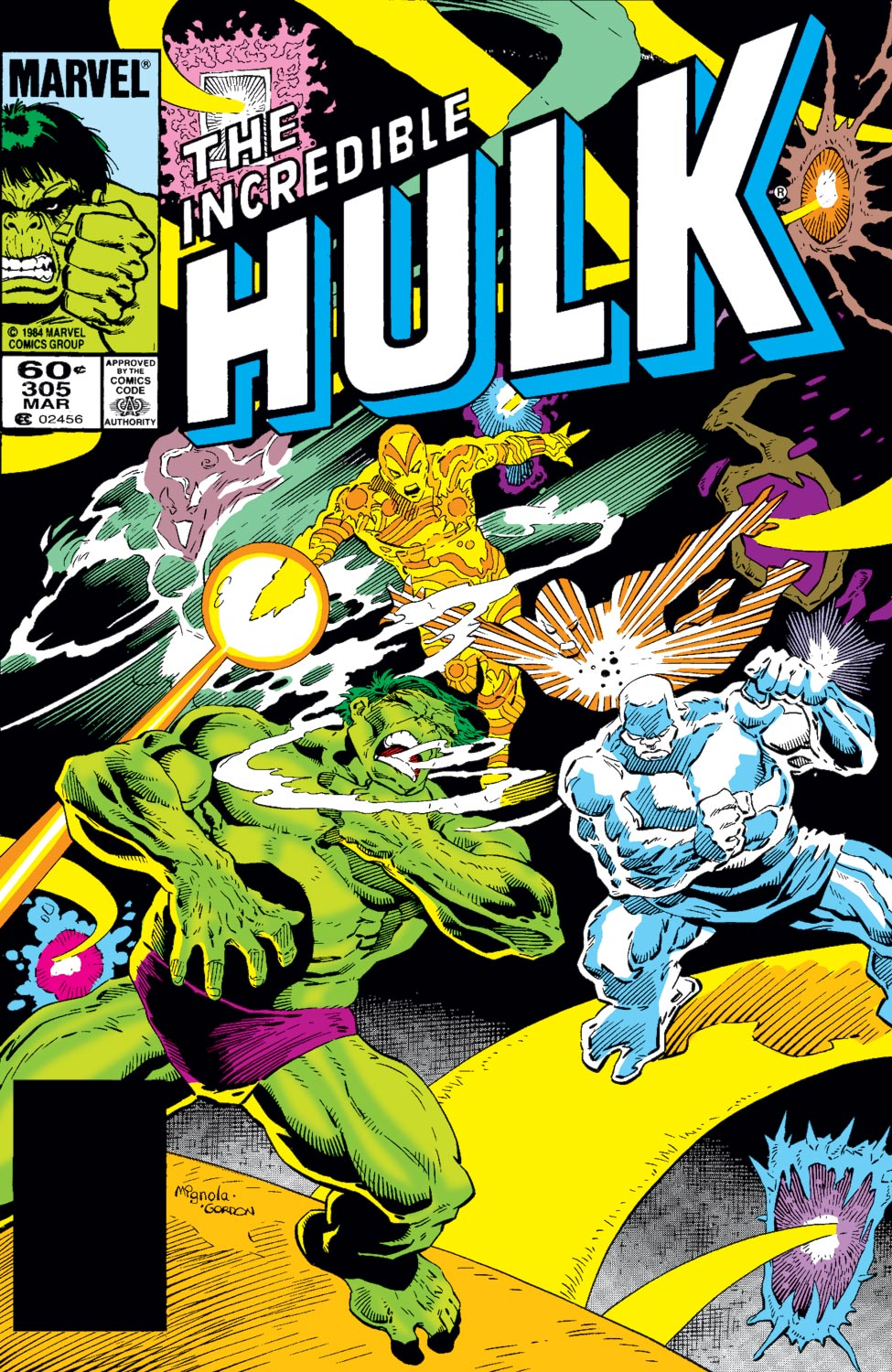 Incredible Hulk (1962) #305