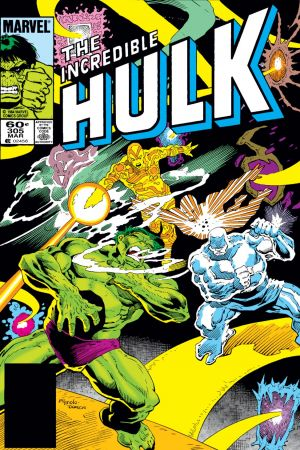 Incredible Hulk #305
