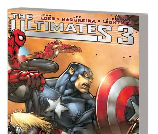 ULTIMATES 3: WHO KILLED THE SCARLET WITCH? TPB (NEW PRINTING)