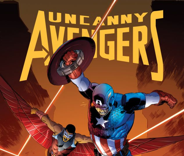 UNCANNY AVENGERS 18.NOW WEEKS CAPTAIN AMERICA TEAM-UP VARIANT (ANMN, WITH DIGITAL CODE)