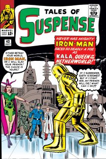Tales of Suspense #43