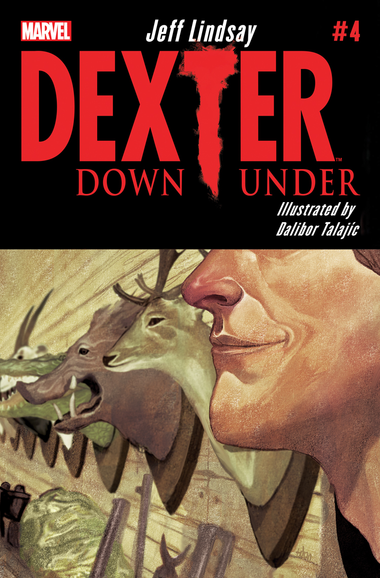 Dexter Down Under (2014) #4