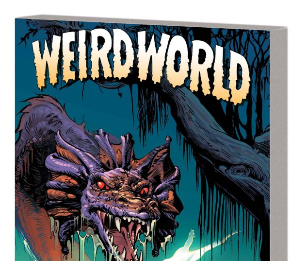 WEIRDWORLD: WARRIORS OF THE SHADOW REALM TPB
