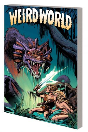 WEIRDWORLD: WARRIORS OF THE SHADOW REALM  (Trade Paperback)