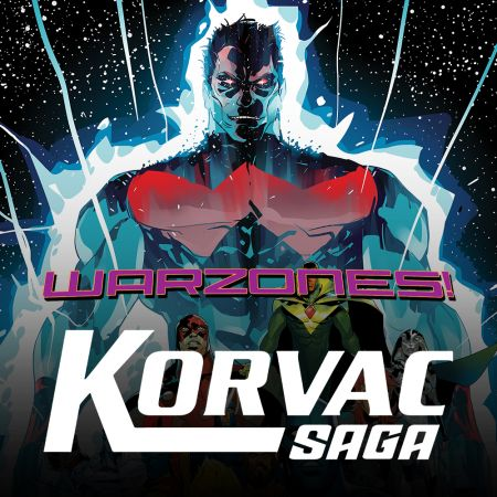 Korvac Saga (2015)   Comic Series   Marvel