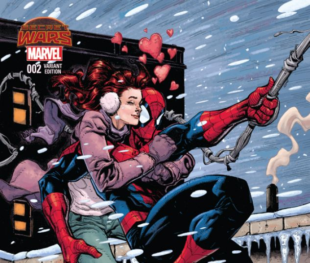 AMAZING SPIDER-MAN: RENEW YOUR VOWS 2 STEGMAN VARIANT (SW, WITH DIGITAL CODE)
