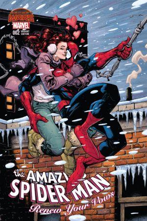 Amazing Spider-Man: Renew Your Vows (2015) #2 (Stegman Variant)