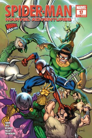 Spider-Man Marvel Adventures #17