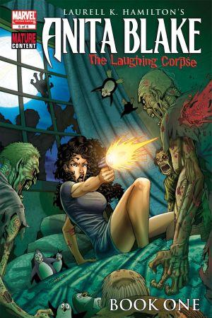 Anita Blake, the Laughing Corpse - Animator #5