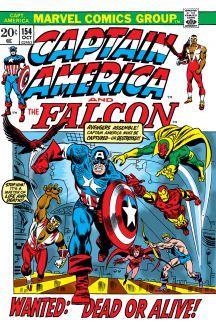 Captain America (1968) #154