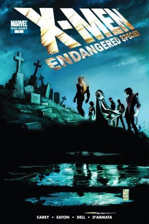 X-Men: Endangered Species #1