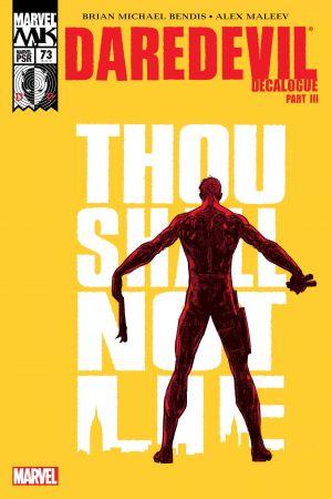 Daredevil (1998) #73