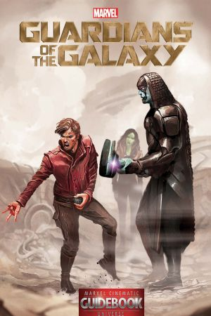 Guidebook to The Marvel Cinematic Universe - Marvel's Guardians of the Galaxy #0