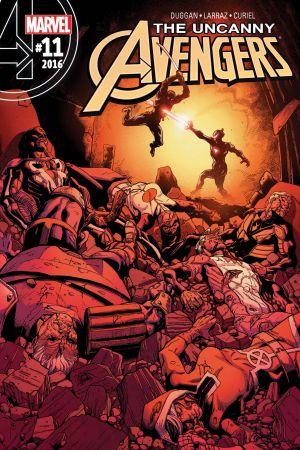Uncanny Avengers (2015) #11