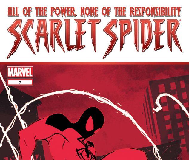 Scarlet Spider (2012) #7