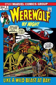 Werewolf By Night (1972) #2