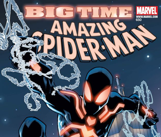 Amazing Spider-Man (1999) #650