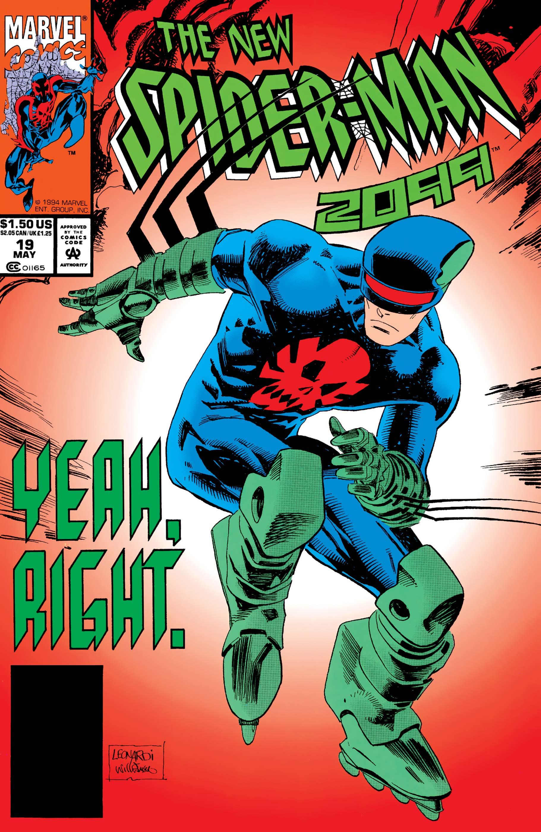 Spider-Man 2099 (1992) #19
